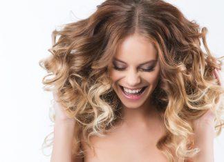 come fare capelli mossi