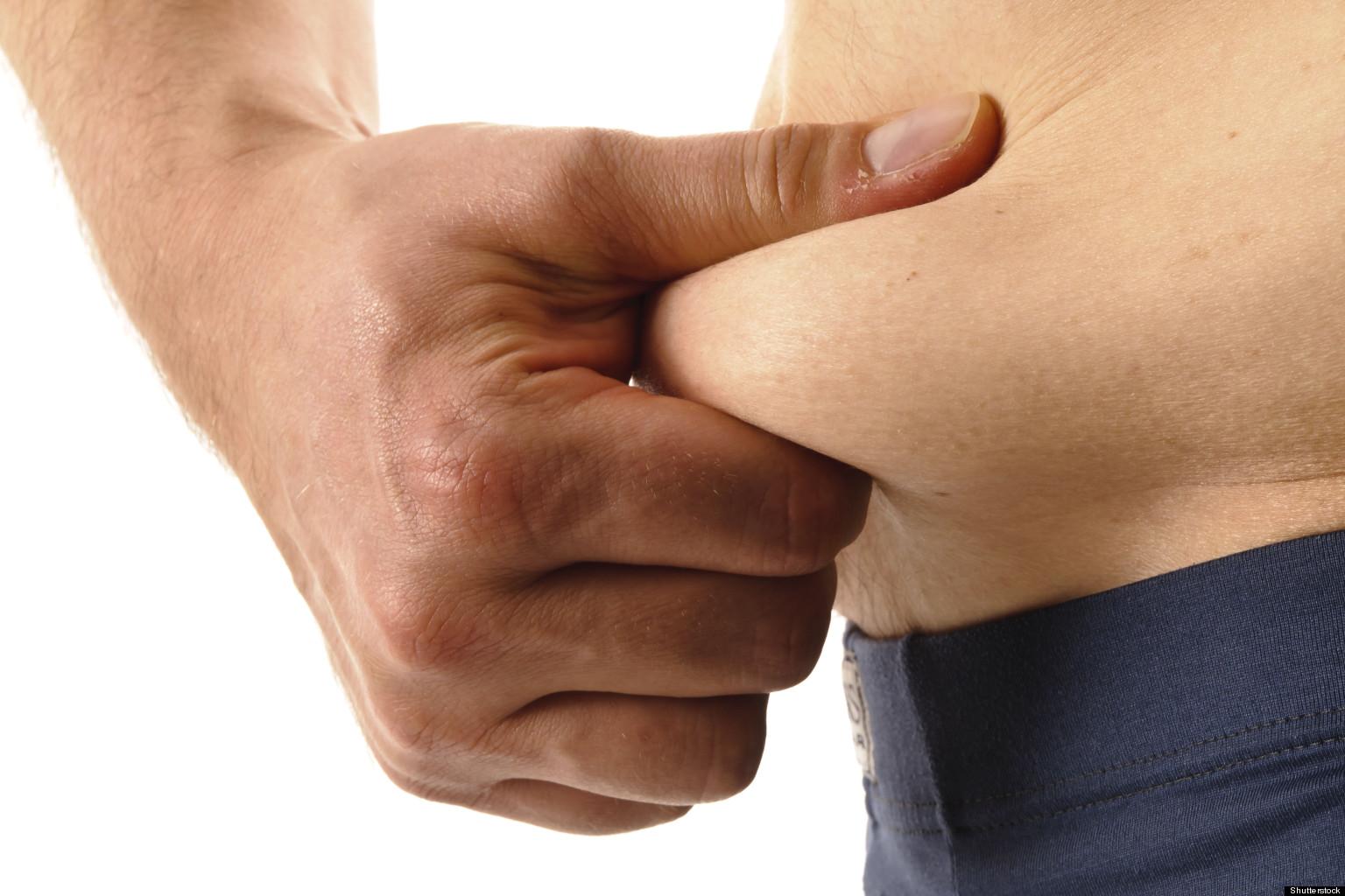 esercizio per sbarazzarsi di grasso lombare