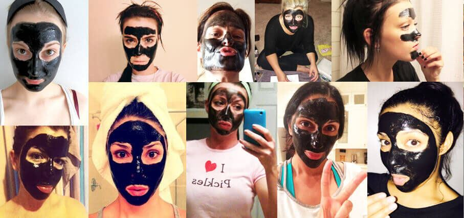 foto recensioni royal black mask