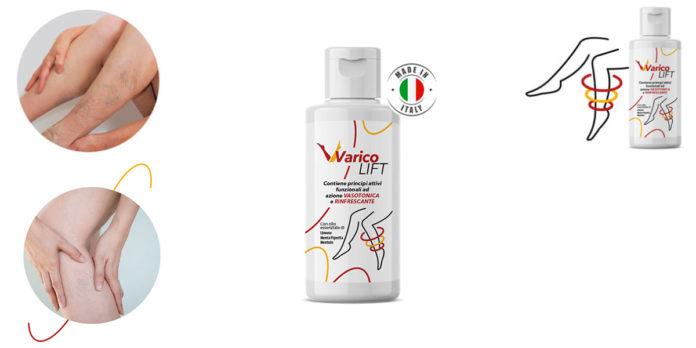 VaricoLift Crema per Vene Varicose? Come funziona, recensioni, opinioni e dove comprarla
