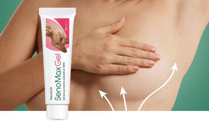 senomax gel natural fit aumenta il seno recensioni opinioni e dove comprarla