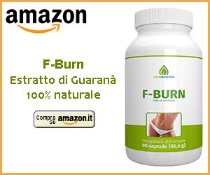F-Burn Capsule Guarana