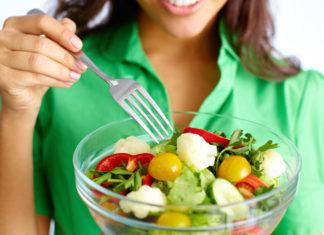 dieta dellinsalata come funziona quanti chili si perdono e menu di esempio