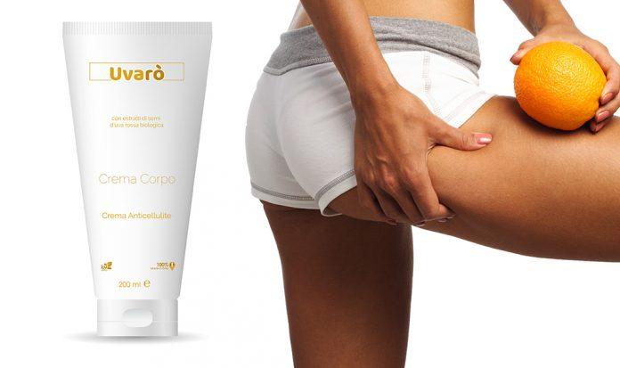 uvaro crema anti cellulite funziona davvero recensioni opinioni e dove comprarla