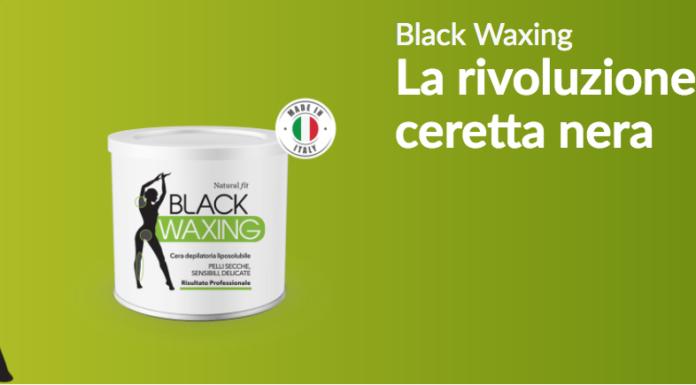 black waxing ceretta nera funziona recensioni opinioni e dove comprarla