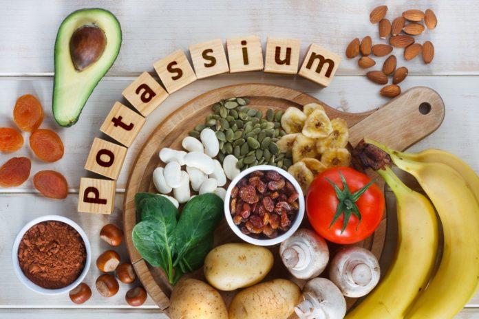 potassio proprieta benefici e in quali alimenti si trova