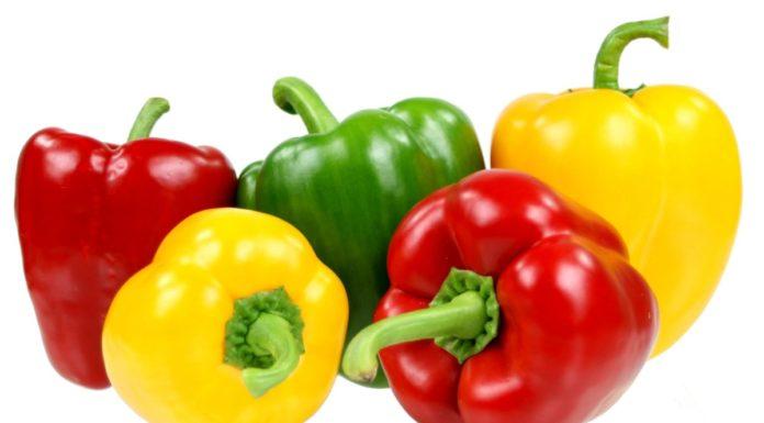 Peperoni: proprietà, benefici, valori nutrizionali