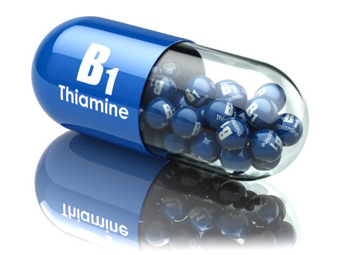 Vitamina B1 (tiamina): a cosa serve e in quali alimenti si trova