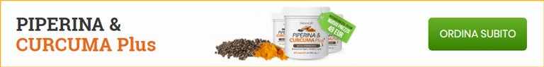 Piperina&Curcuma Plus