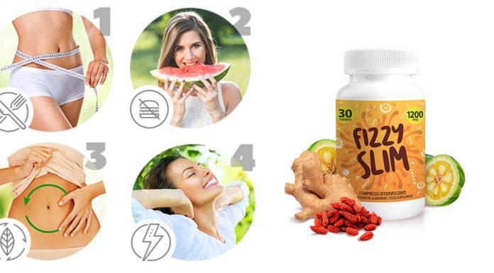 Fizzy Slim: compresse effervescenti aiutano a dimagrire? Recensioni, opinioni e dove comprarle