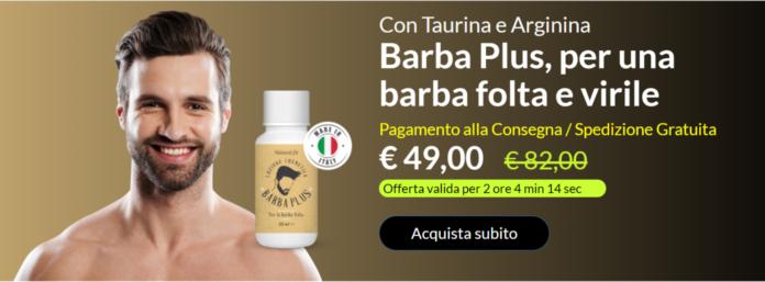 Barba Plus Natural Fit: per crescita veloce barba, funziona davvero? Recensioni, opinioni e dove comprarlo