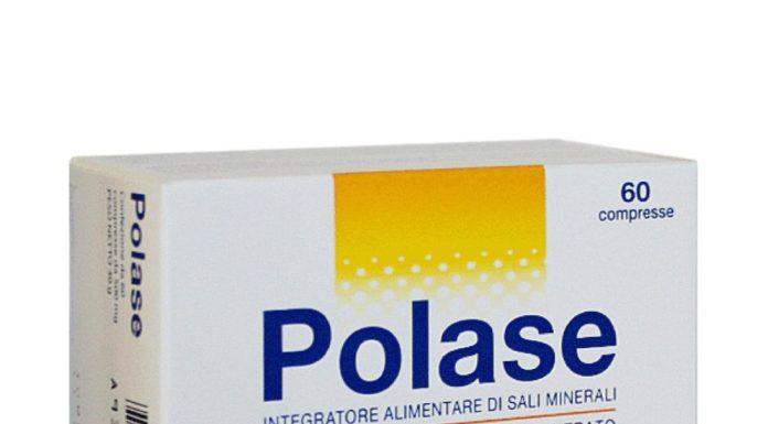 Polase: integratore di Sali Minerali Senza Zucchero in Compresse