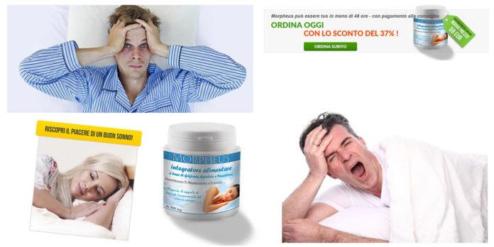 Morpheus Compresse: integratore alimentare per depressione, ansia e insonnia, funziona davvero? Recensioni, opinioni e dove comprarlo
