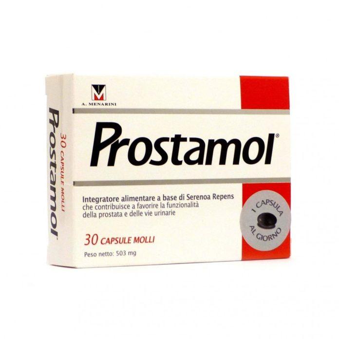 Prostamol: Capsule Molli per Prostata, funzionano davvero? Recensioni, opinioni e prezzo