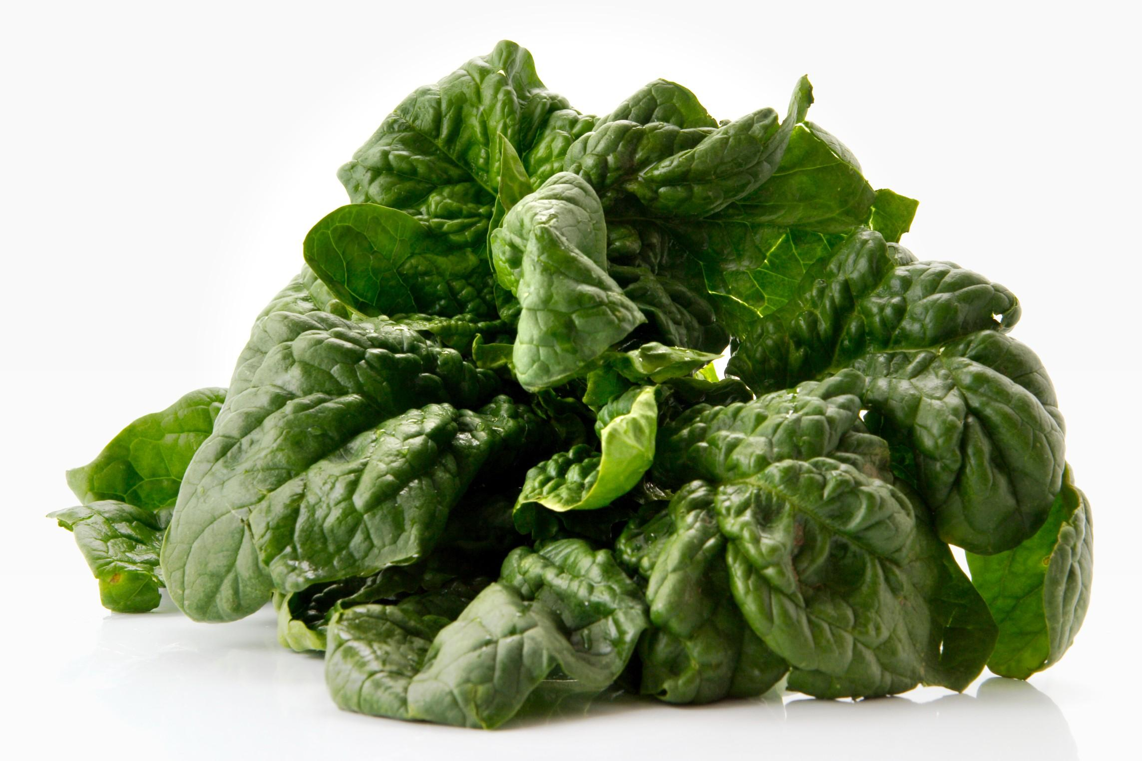 Insalata di spinaci e gamberi…