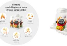 BurnBooster Brucia Grassi: aiuta a perdere peso velocemente? Recensioni, opinioni e dove comprarlo