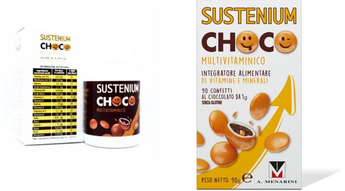 Sustenium Choco: integratore a confetti funziona davvero? Recensioni, opinioni e prezzo