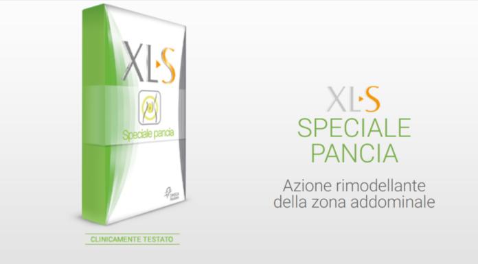 XL-S Speciale Pancia: aiuta a Rimodellare la Zona Addominale? Recensioni, opinioni e prezzo
