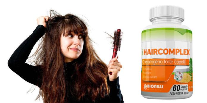HairPlus Complex Bioness: Compresse anticaduta e riparatore per Capelli, funziona davvero? Recensioni, opinioni e dove comprarlo