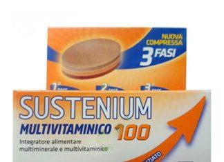 Sustenium Multivitaminico 100: integratore in Compresse funziona davvero? Recensioni, opinioni e prezzo
