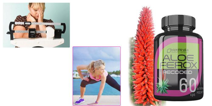 Aloe Ferox Recoded BioChirale: Capsule Dimagranti, funzionano davvero? Recensioni, opinioni e dove comprarlo