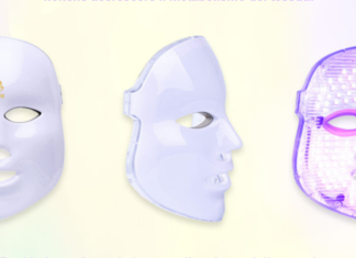 Maschera LED Viso Le Jeune: effetto anti age per la pelle, funziona davvero? Recensioni, opinioni e dove comprarlo