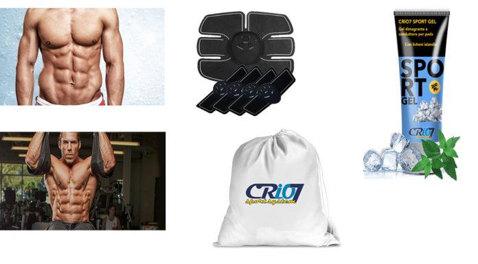 CRio7 Sport System Pack: Tonificante per Addominali e Bicipiti, funziona davvero? Recensioni, opinioni e dove comprarlo
