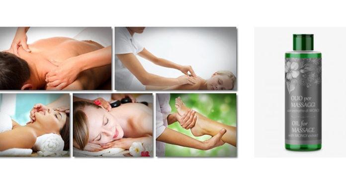 Olio per Massaggi con estratto di Monoi: funziona davvero? Recensioni, opinioni e dove comprarlo