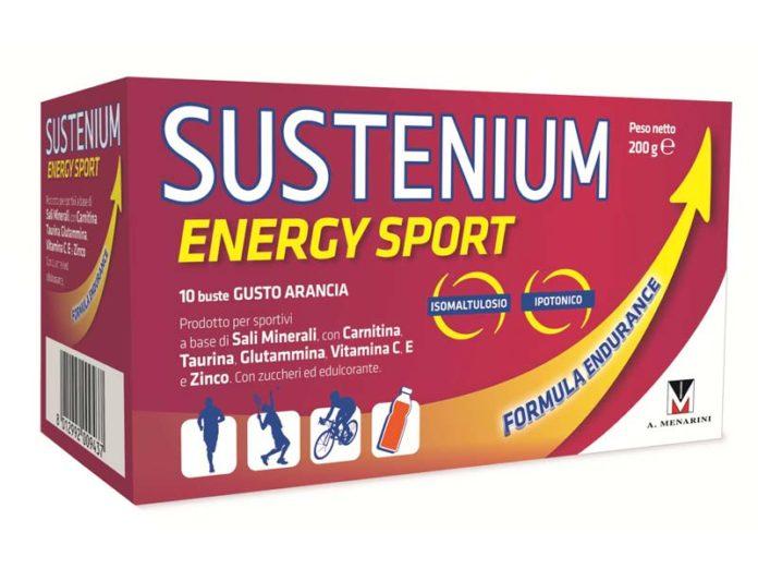 Sustenium Energy Sport: integratore in Bustine funziona davvero? Recensioni, opinioni e prezzo