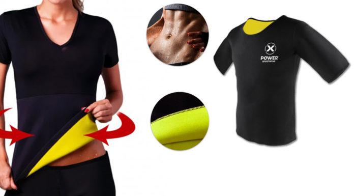 xPower SportWear: Maglia Termica Snellente e Dimagrante, funziona davvero? Recensioni, opinioni e dove comprarlo