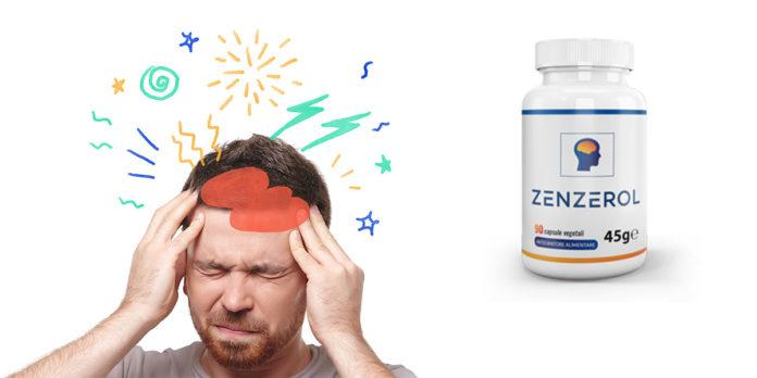 Zenzerol Capsule: rimedio naturale per Cefalea e Mal di Testa, funziona davvero? Recensioni, opinioni e dove comprarlo
