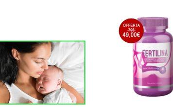 Fertilina Love Me Donna: Integratore per aumentare Fertilità femminile, funziona davvero? Recensioni, Opinioni e dove comprarlo