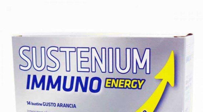 Sustenium Immuno Energy: integratore in Bustine funziona davvero? Recensioni, opinioni e prezzo