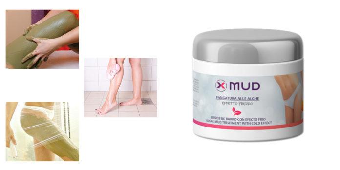 X Mud: fangatura alle alghe con effetto freddo Anticellulite, funziona davvero? Recensioni, Opinioni e dove comprarlo