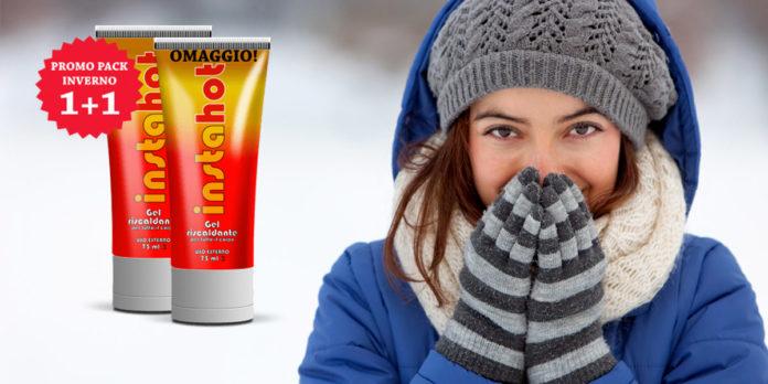 InstaHot: Gel riscaldante mani, piedi e viso esterno, funziona davvero? Recensioni, Opinioni e dove comprarlo
