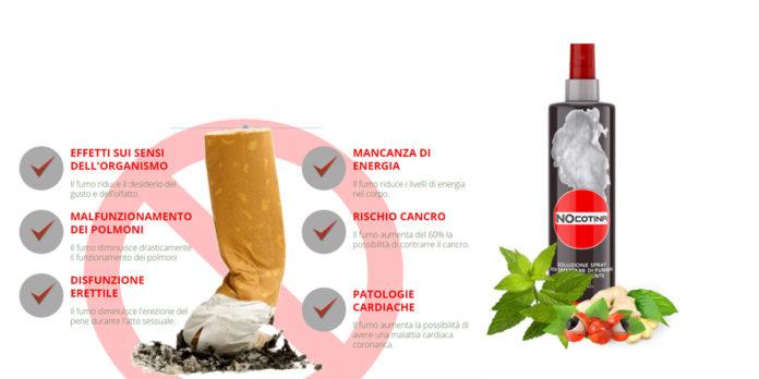 NOcotina: Spray per aiutare a smettere di fumare, funziona davvero? Recensioni, opinioni e dove comprarlo