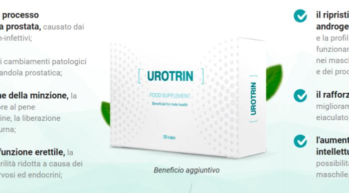 Urotrin: Compresse per Prostatite e Urotrite, funzionano davvero? Recensioni, Opinioni e dove comprarlo