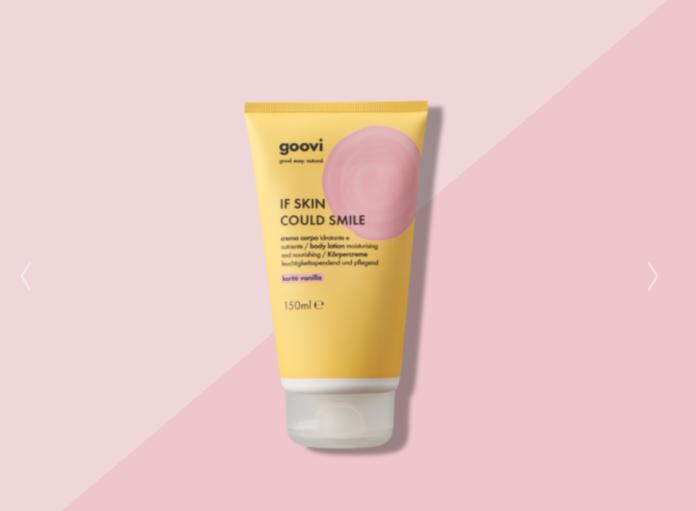 Crema corpo Karité e Vaniglia Goovi: idratante e nutriente if skin could smile, funziona davero? Recensioni, Opinioni e prezzo