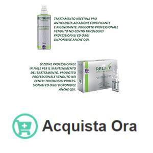 promo code 8e87b e342c Krestina Pro Bioness: trattamento Anticaduta e Ricrescita ...