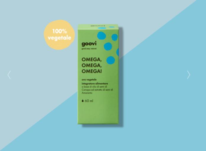 Oro Vegetale Goovi: Olio di semi di canapa, omega, omega, omega! funziona davvero? Recensioni, Opinioni e prezzo