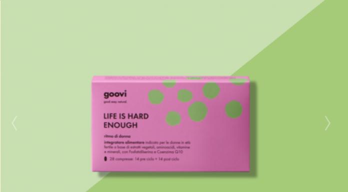 Ritmo di donna Pre e Post Ciclo Goovi: compresse Life is hard enough,funzionano davvero? Recensioni, Opinioni e prezzo