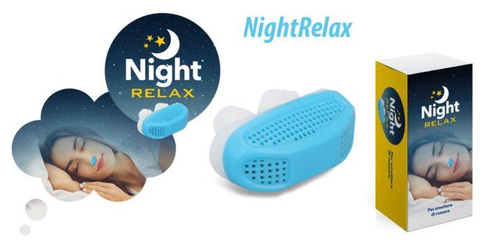 NightRelax Dilatatore Nasale: dispositivo Antirussamento con filtro antibatterico, funziona davvero? Recensioni, opinioni e dove comprarlo