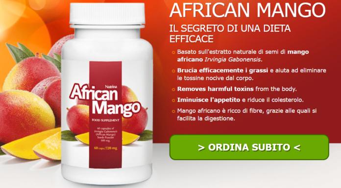 Nutrina African Mango: integratore in compresse, aiuta a dimagrire? Recensioni, opinioni e dove comprarlo