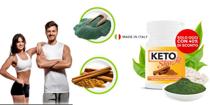 Keto Slim Fit: integratore alimentare dimagrante a base di Cannella, funziona davvero? Recensioni, opinioni e dove comprarlo
