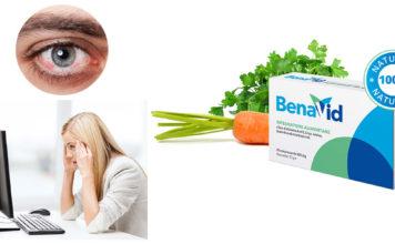 BenaVid: integratore alimentare per Retina in Compresse, funziona davvero? Recensioni, opinioni e dove comprarlo
