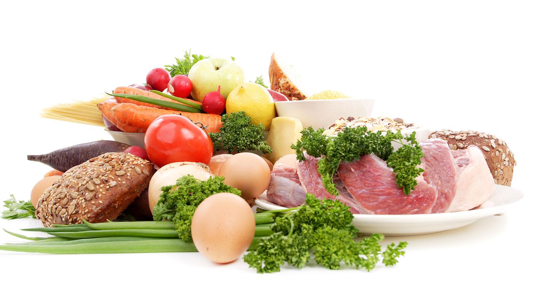 menu dietetico dissociato da immagine