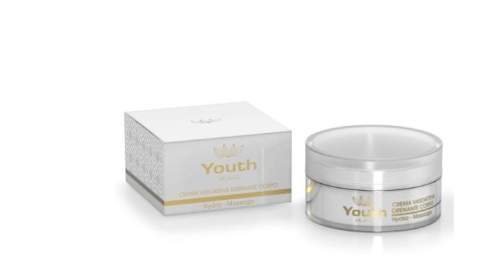 Crema Vasoattiva Drenante Corpo Youth Milano: Hydra - Massage per Tonificare e Idratare, funziona davvero? Recensioni, opinioni e prezzo