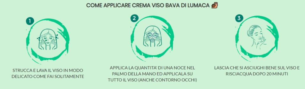 Crema Viso Bava di Lumaca Eco Bio Boutique®: aiuta a ridurre veramente le rughe? Recensioni, opinioni e dove comprarlo