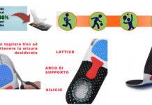 Foot Relax®: solette antishock con arco di supporto, funzionano davvero? Recensioni, opinioni e dove comprarlo