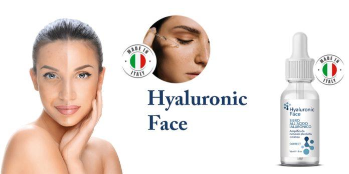 Hyaluronic Face: siero antirughe all'acido ialuronico, funziona davvero? Recensioni, opinioni e dove comprarlo